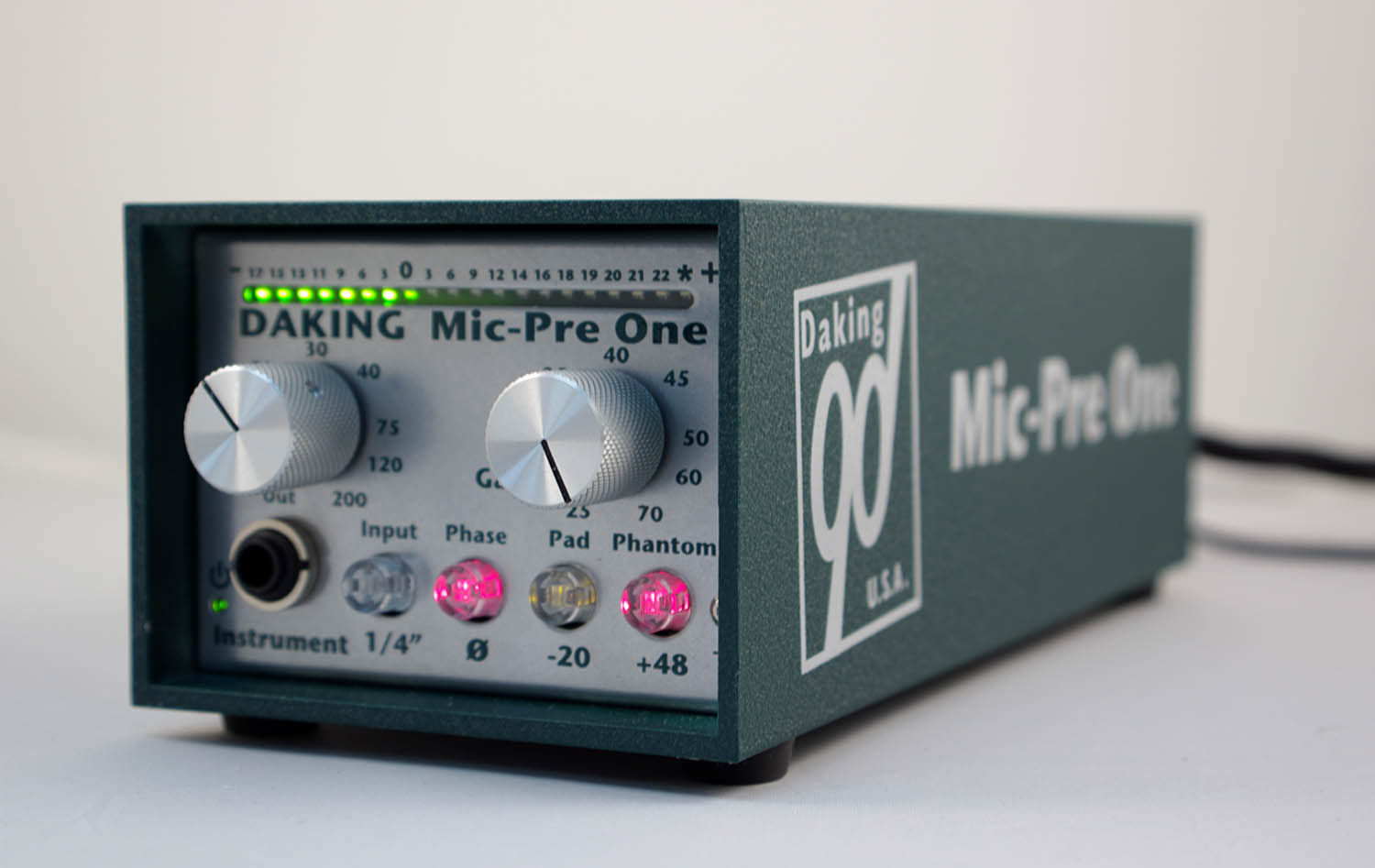 Mic Pre One Transaudio Group Low Noise Microphone Amp With Op An Error Occurred