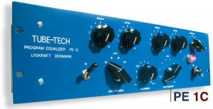 Tube-Tech PE1C Equalizer