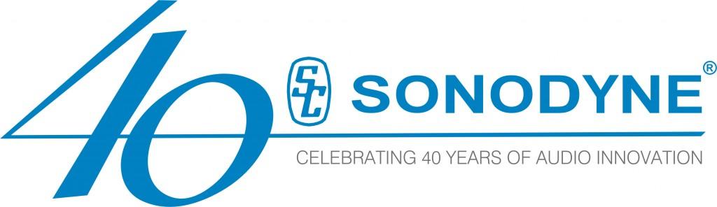 Sonodyne anniv logo - 2903x839