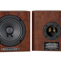 woodgrain auratone 5c mahogany