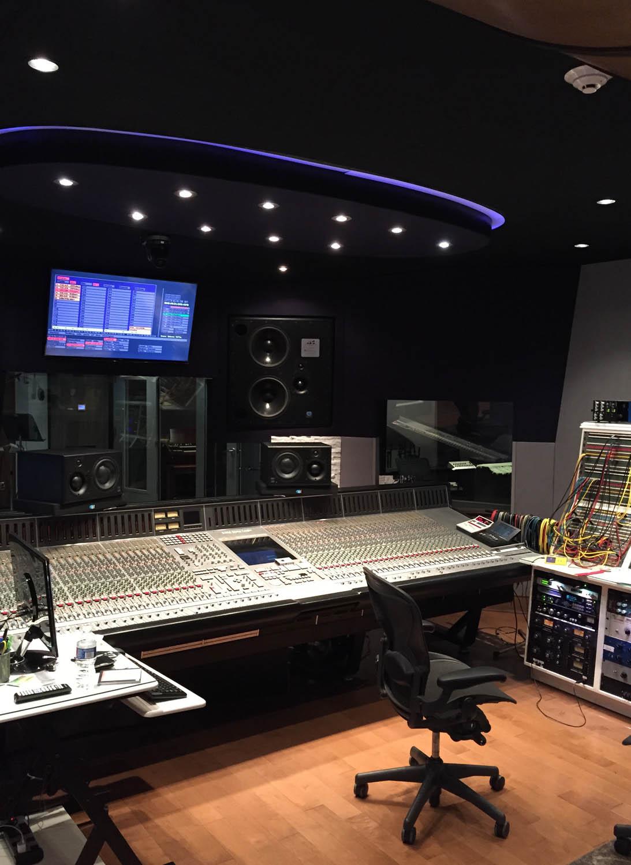 Super Recording Studio Equipment Experts Transaudio Group Largest Home Design Picture Inspirations Pitcheantrous