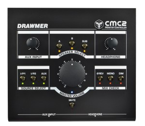 Drawmer CMC2 Top View