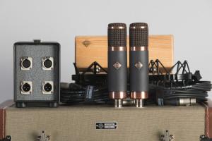 telefunken CU-29 Stereo Set