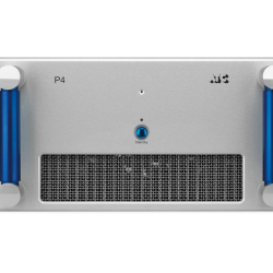 p4 amp front view