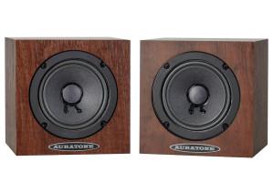 auratone woodgrain pair