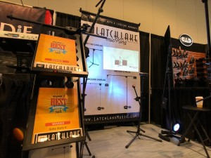 latch lake awards namm 2018